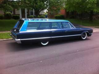 1965 Dodge Polara 6 Passenger Wagon photo