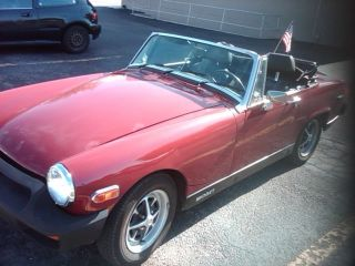 1977 Mg Midget Mk Iv Convertible 2 - Door 1.  5l photo