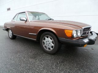 1977 Mercedes - Benz 450slc,  8 Cylinder, photo