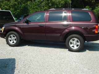 2005 Dodge Durango Slt Sport Utility 4 - Door 4.  7l photo