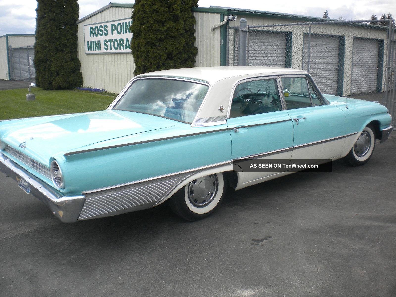1961 Ford Galaxie Town Sedan Galaxie photo