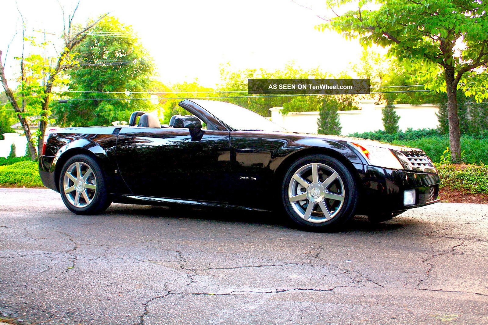 2006 Cadillac Xlr Base Convertible 2 Door 4 6l
