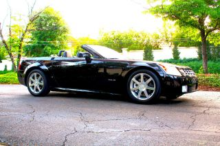 2006 Cadillac Xlr Base Convertible 2 - Door 4.  6l photo