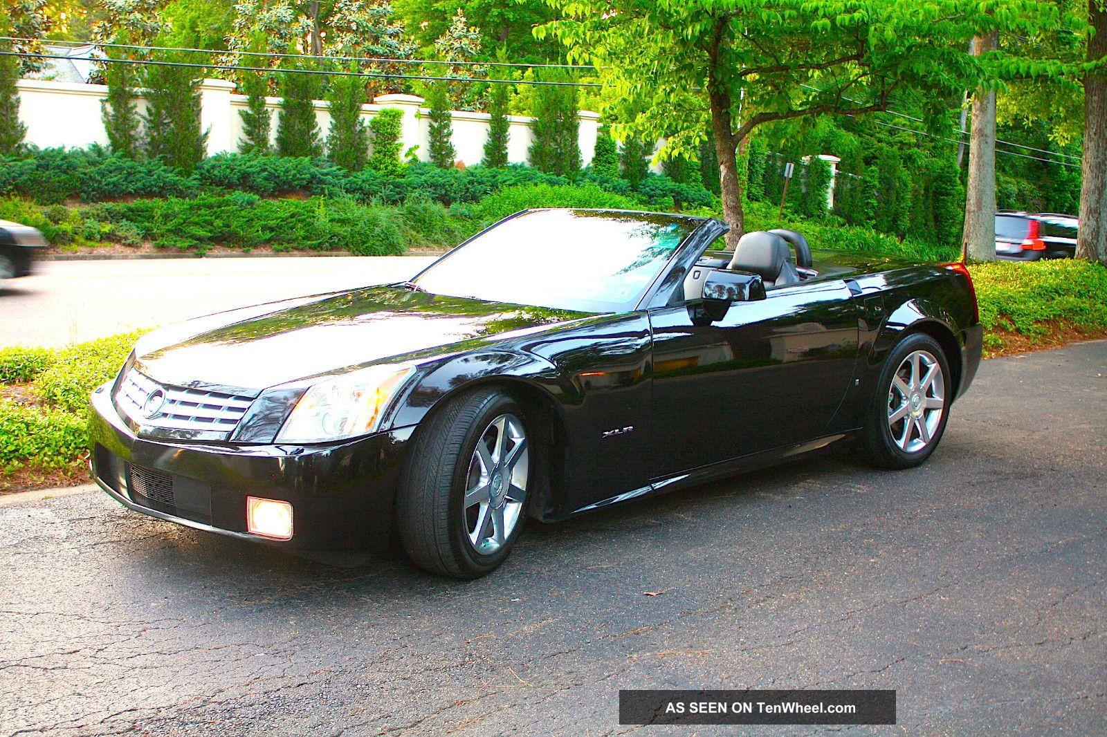 2006 Cadillac Xlr Base Convertible 2 Door 4 6l