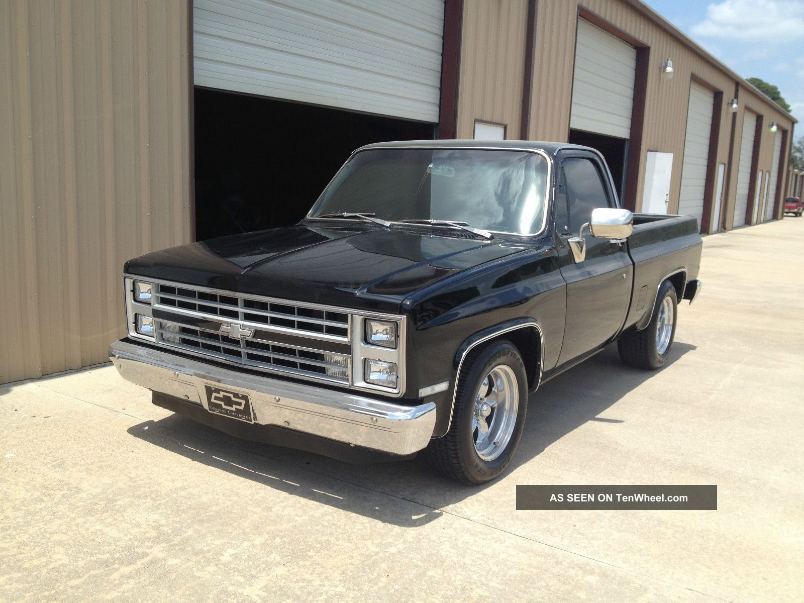 1986 Pro Touring Chevy Pickup Other Pickups photo