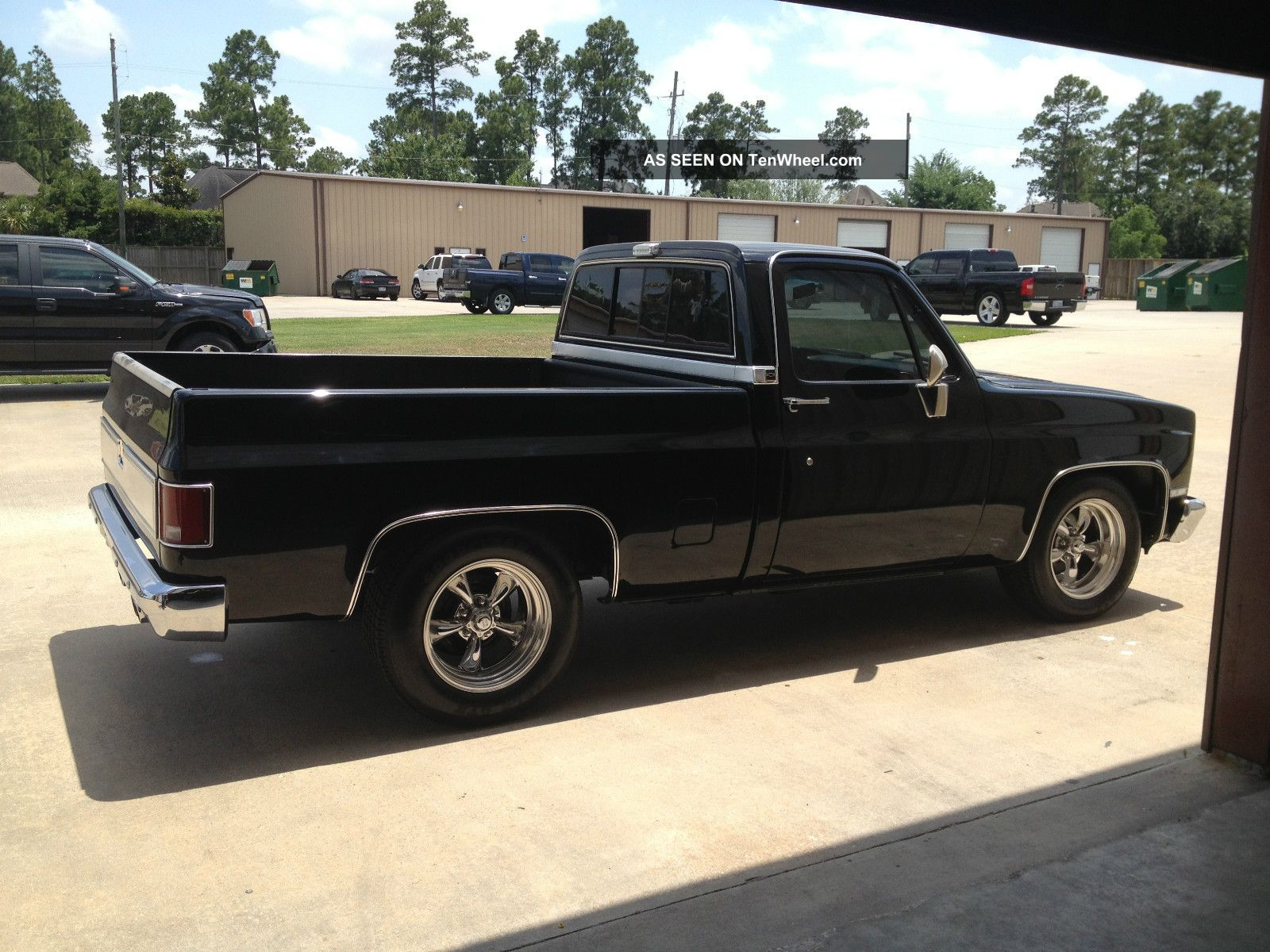 1986 Pro Touring Chevy Pickup