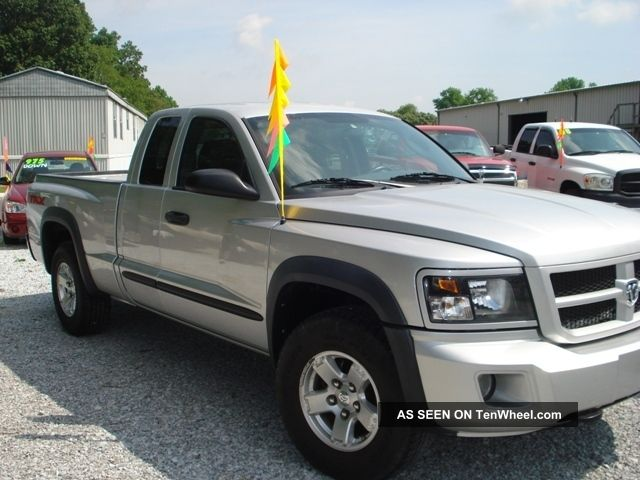 2008 Dodge Dakota Ext Cab Trx Rwd Truck Dakota photo