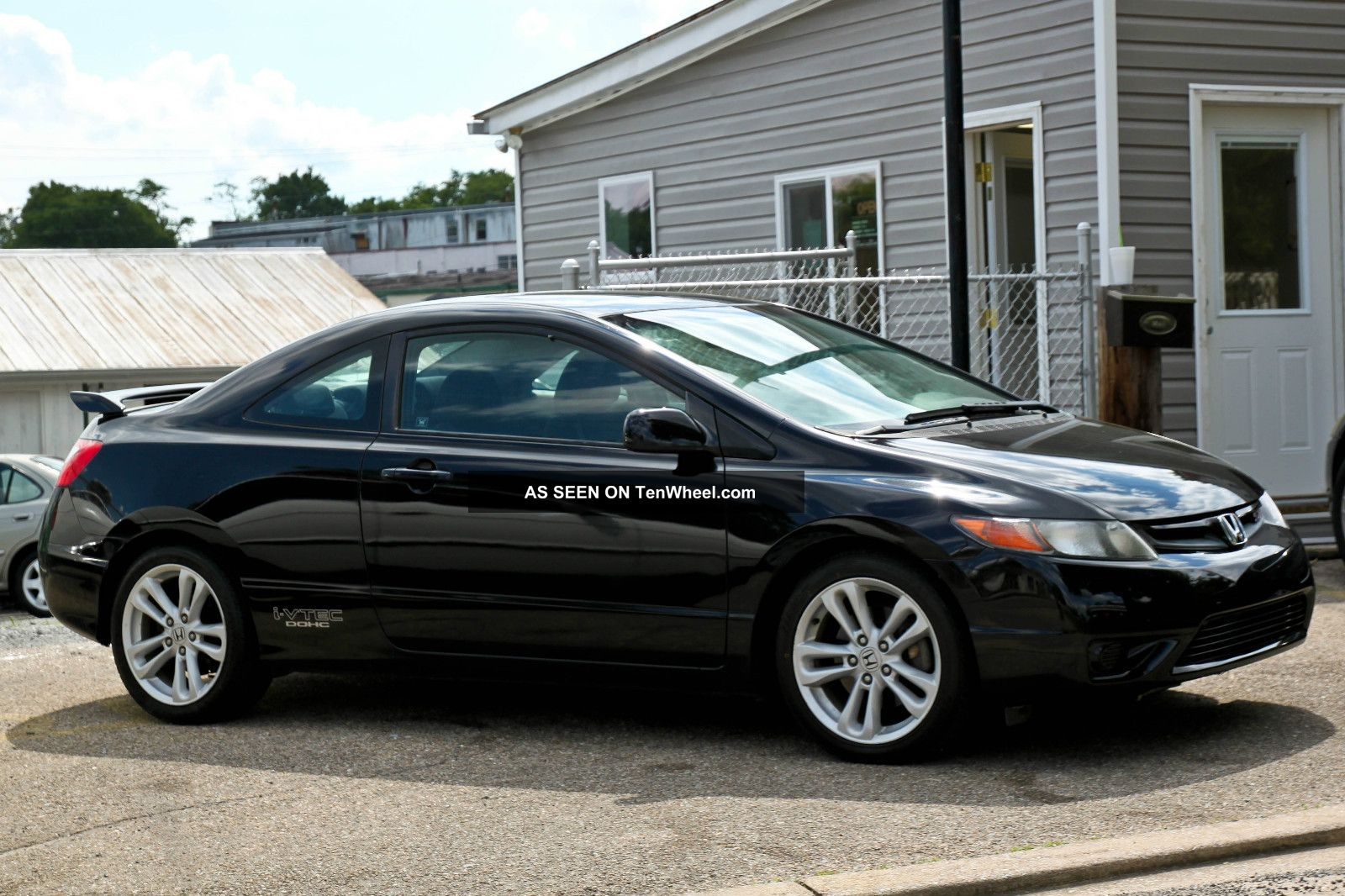 2006 honda civic si coupe 2 door 2 0l. Black Bedroom Furniture Sets. Home Design Ideas