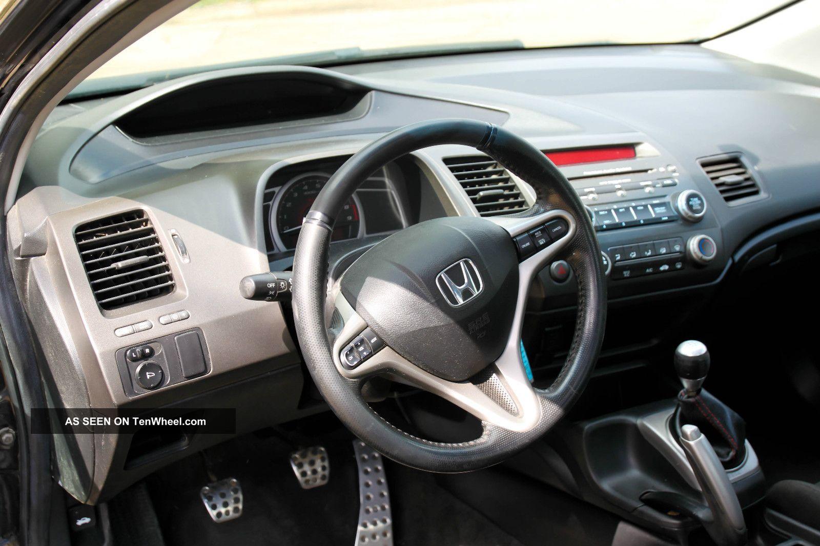 2006 Honda Civic Si Coupe 2 Door 2 0l