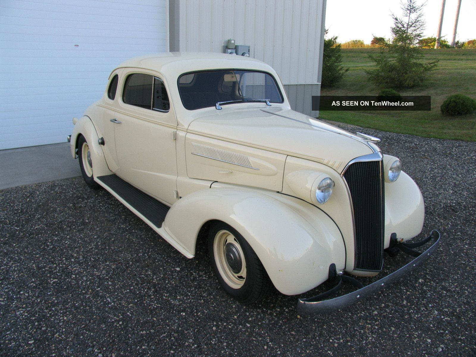 1937 Chevrolet Master Business Coupe Other photo
