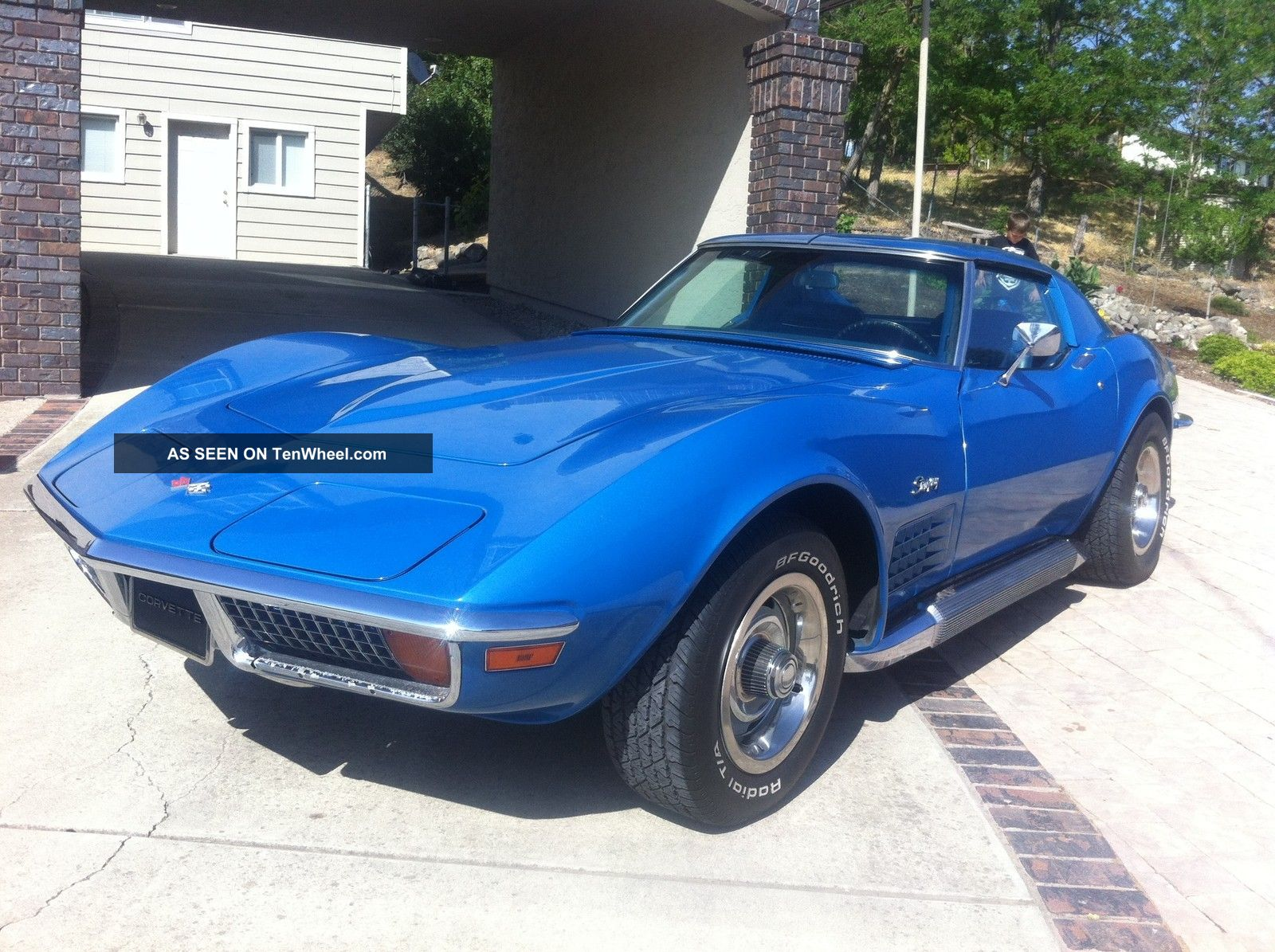 1972 Chevrolet Corvette Stingray Corvette photo