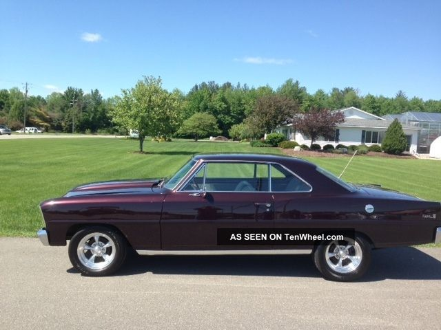Complete 1966 Chevy Nova Ii First Time Available In 26 Years Nova photo