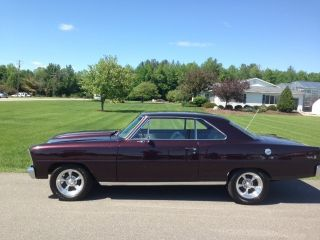 Complete 1966 Chevy Nova Ii First Time Available In 26 Years photo