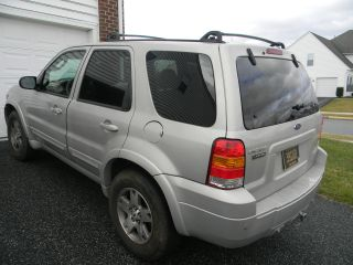 2005 Ford Escape Limited Sport Utility 4 - Door 3.  0l - Excellent Condtion photo