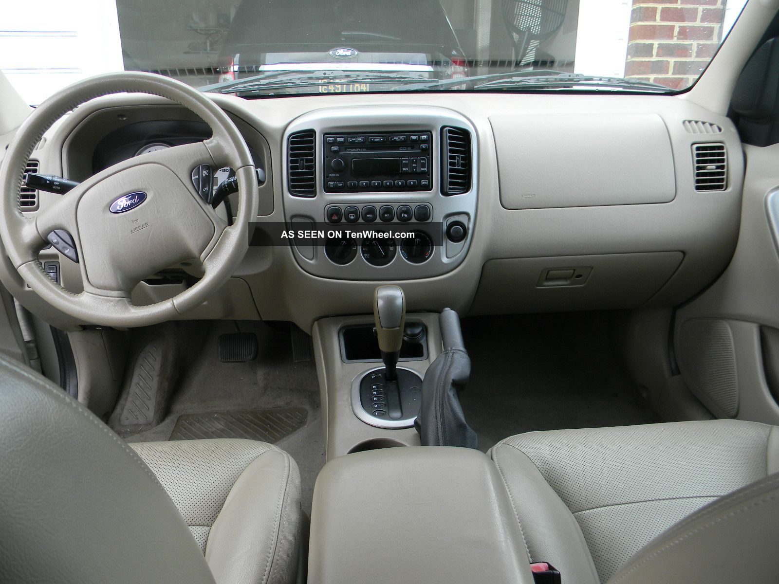 2005 Ford Escape Limited Sport Utility 4 Door 3 0l