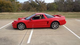 1996 Acura Nsx T Coupe 2 - Door 3.  0l photo