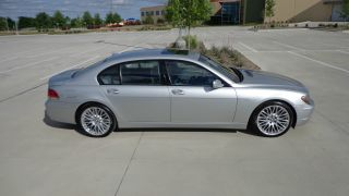 2008 Bmw 750li Base Sedan 4 - Door 4.  8l photo