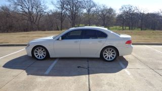 2006 Bmw 750i Base Sedan 4 - Door 4.  8l photo