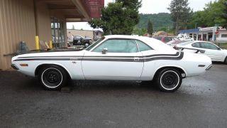 1971 Dodge Challenger R / T 383 Magnum Fc7 N96 Numbers Match Graveyard Carz photo