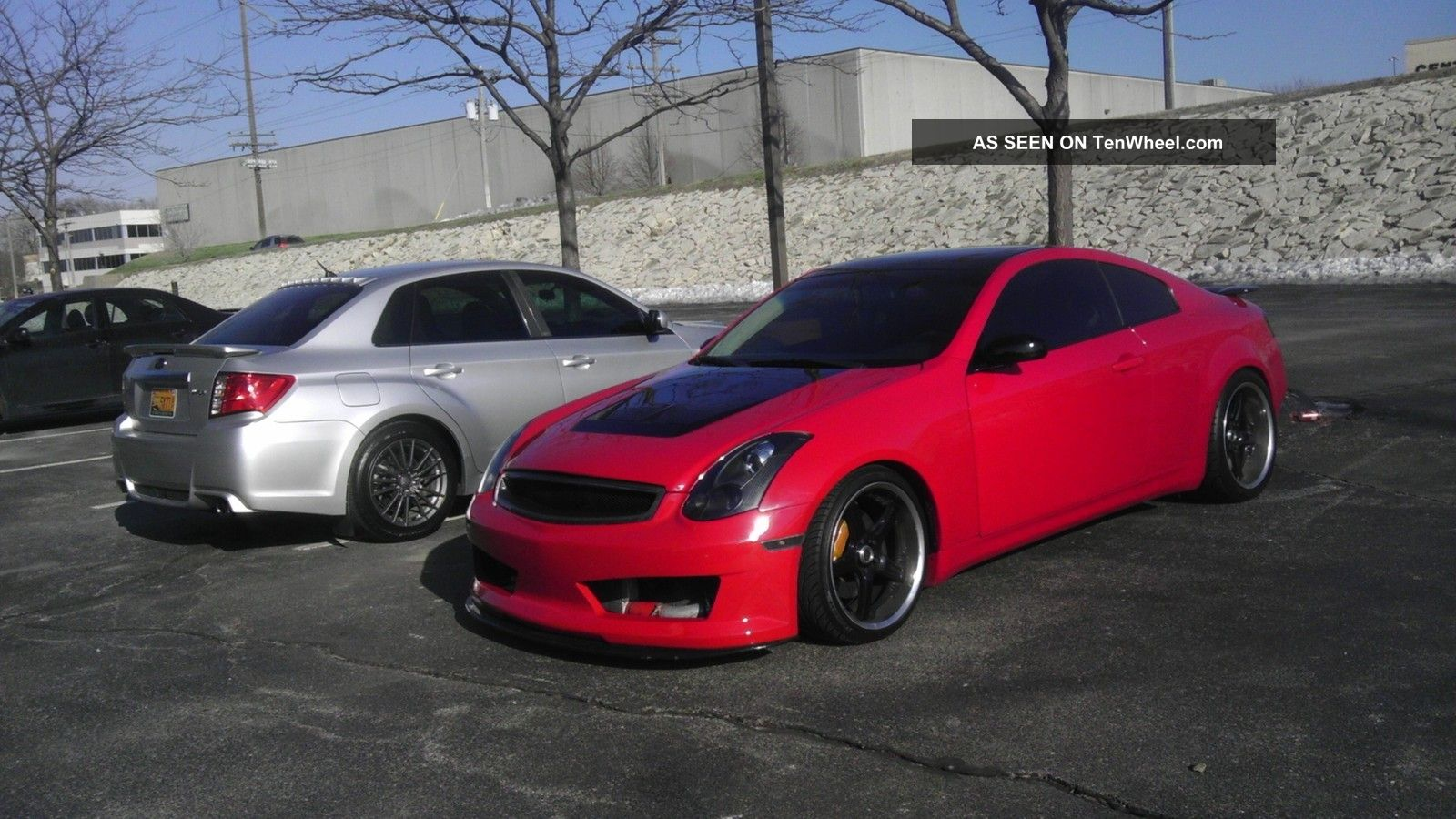 2003 infiniti g35 coupe body wheels one of a kind. Black Bedroom Furniture Sets. Home Design Ideas