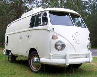 1966 Double Door Panel Volkswagen Bus Vw photo