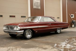 1964 Ford Galaxie 500 Fastback 427 Tri - Power photo
