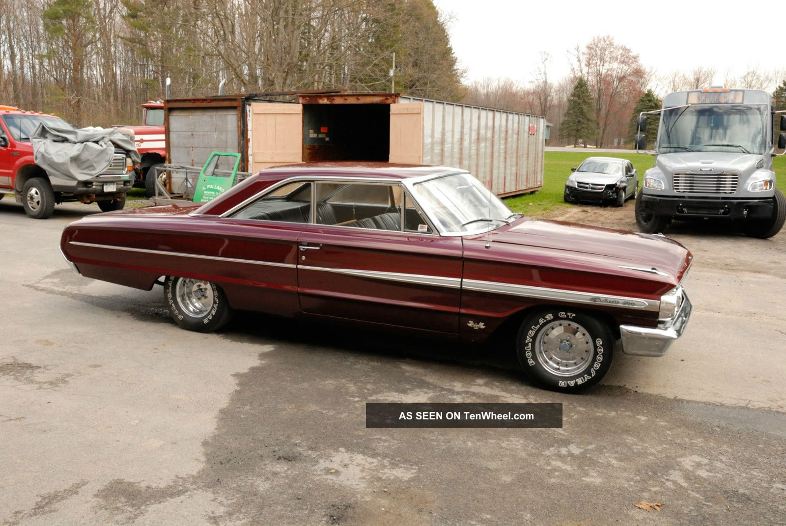 1964 ford galaxie 500 fastback 427 tri power. Cars Review. Best American Auto & Cars Review