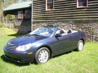 2008 Chrysler Sebring Lx Convertible 2 - Door 2.  4l photo