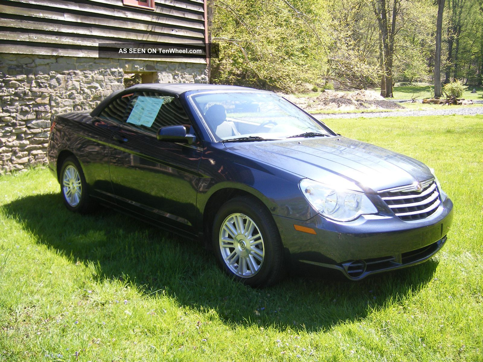 2008 chrysler sebring lx convertible 2 door 2 4l sebring photo 4. Cars Review. Best American Auto & Cars Review