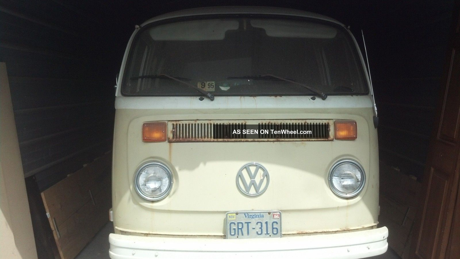 1973 Vw Bus Bus/Vanagon photo