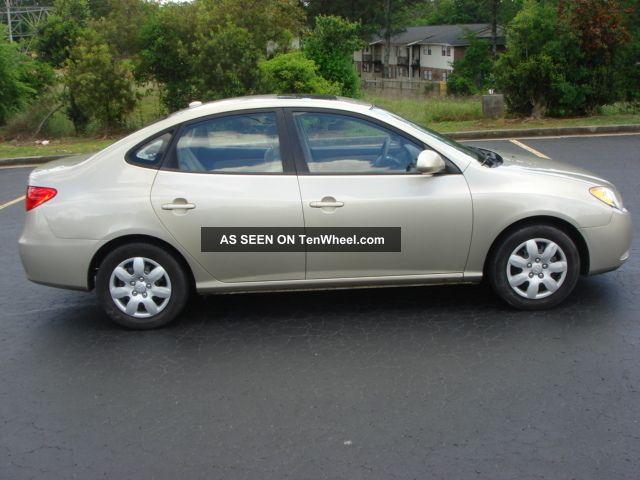 2007 Hyundai Elantra Gls Sedan 4 - Door 2.  0l, , Elantra photo
