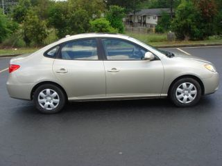 2007 Hyundai Elantra Gls Sedan 4 - Door 2.  0l, , photo