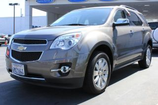 2011 Chevrolet Equinox Ltz Sport Utility 4 - Door 2.  4l - Title photo