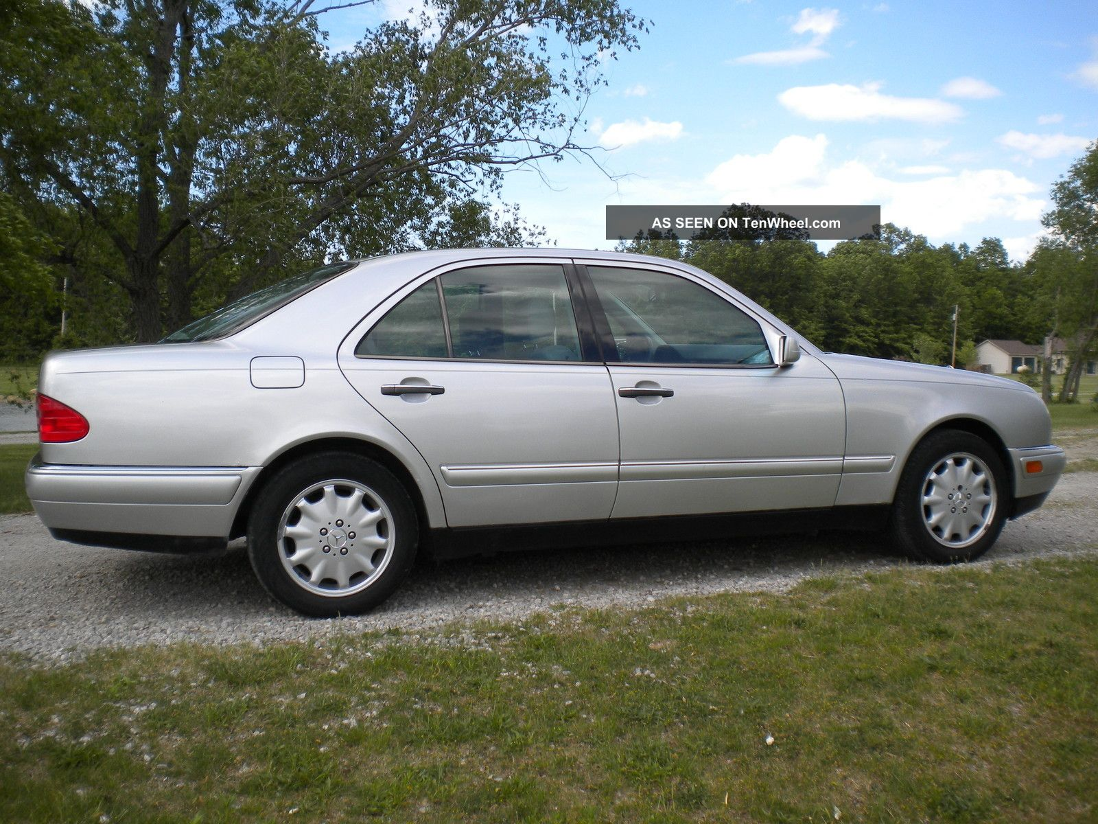 1999 mercedes benz e320 base sedan 4 door 3 2l for Mercedes benz e320 1999