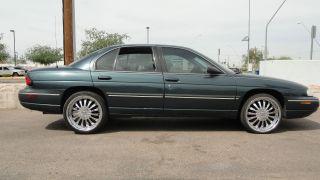 1995 Chevrolet Lumina Base Sedan 4 - Door 3.  1l photo