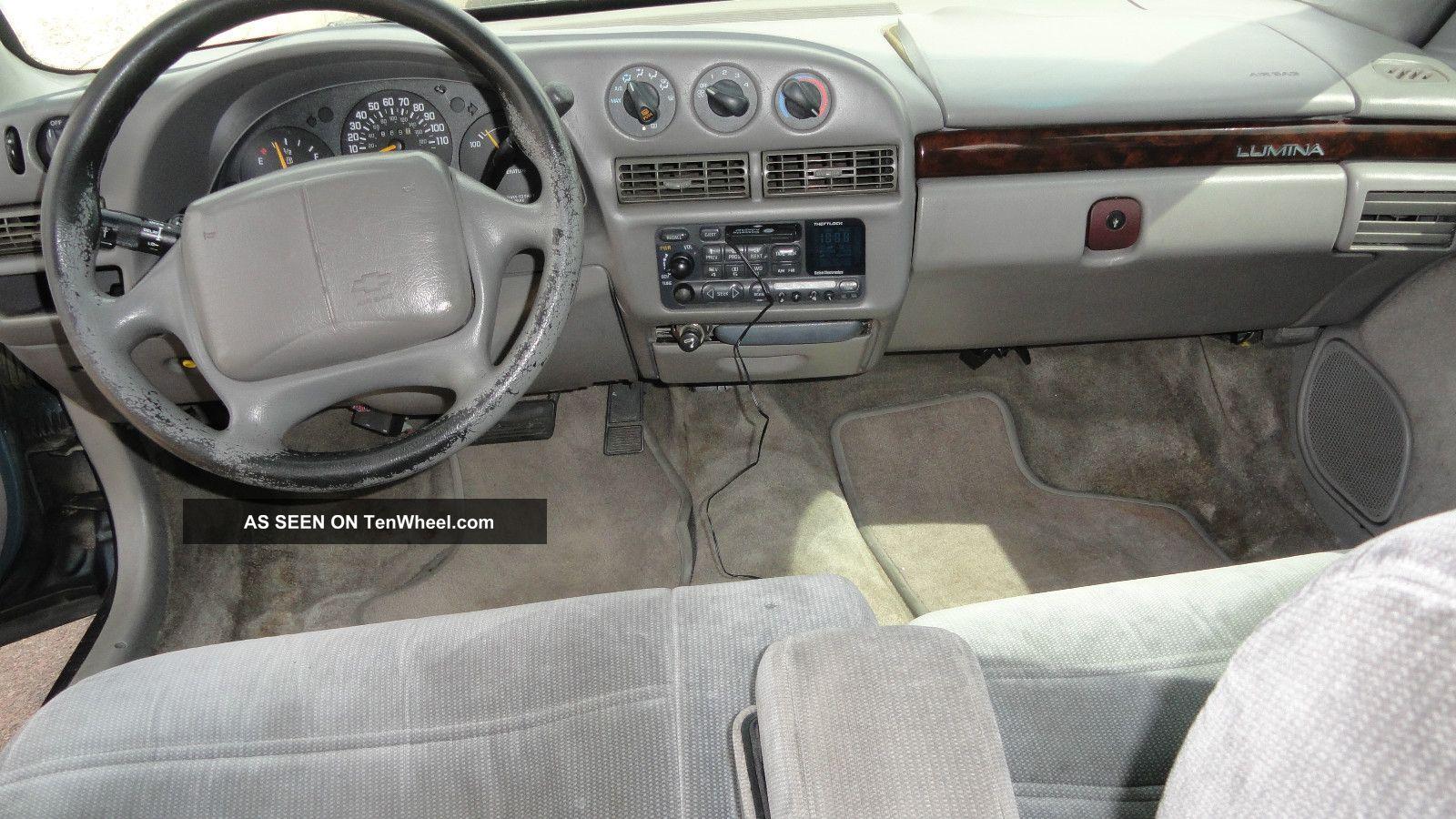 1995 Chevrolet Lumina Base Sedan 4 Door 3 1l