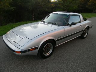 1982 Mazda Rx_7 Gsl Model N0 Reserve photo