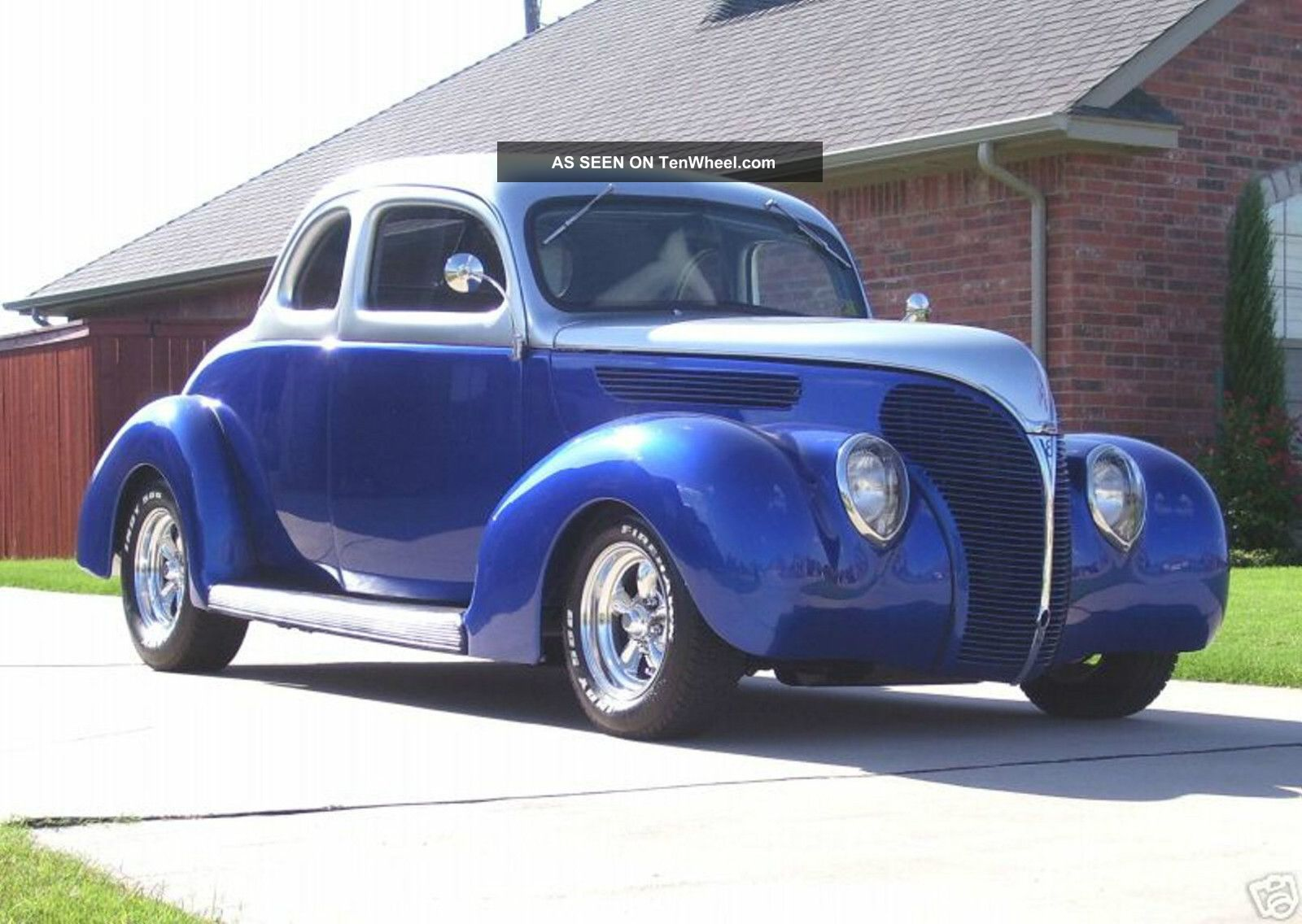 Ford Deluxe Coupe 1938 Other photo