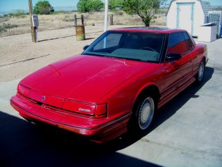 1990 Oldsmobile Trofeo Ready For The Drive Home 25 / 28 Mpg 1st Bid Win It photo