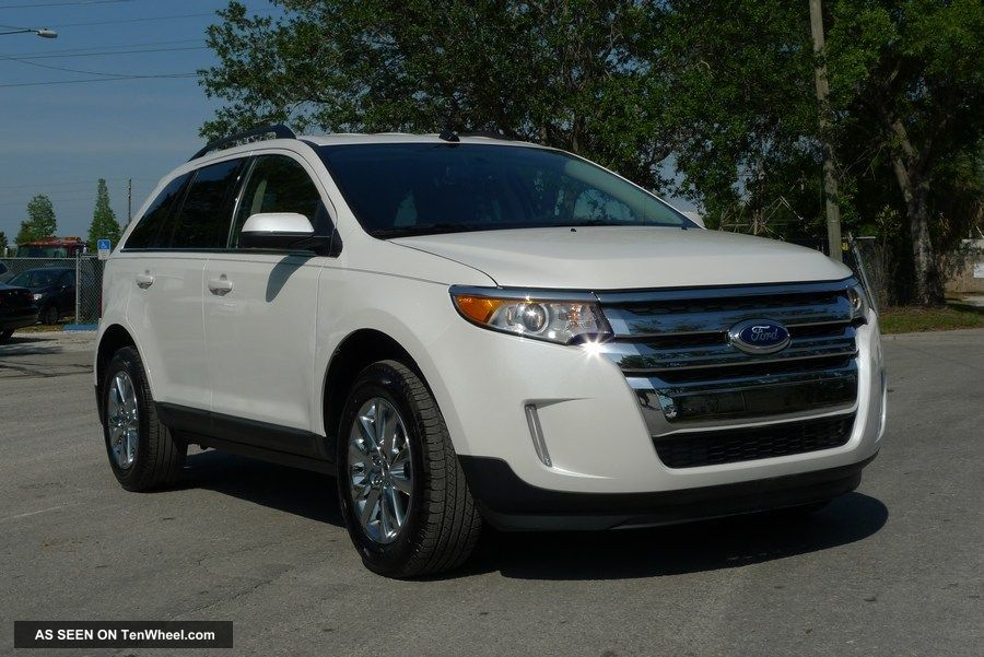 2013 Ford Edge Limited Awd 3.  5l Ms Sync Park Assyst Edge photo