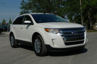 2013 Ford Edge Limited Awd 3.  5l Ms Sync Park Assyst photo