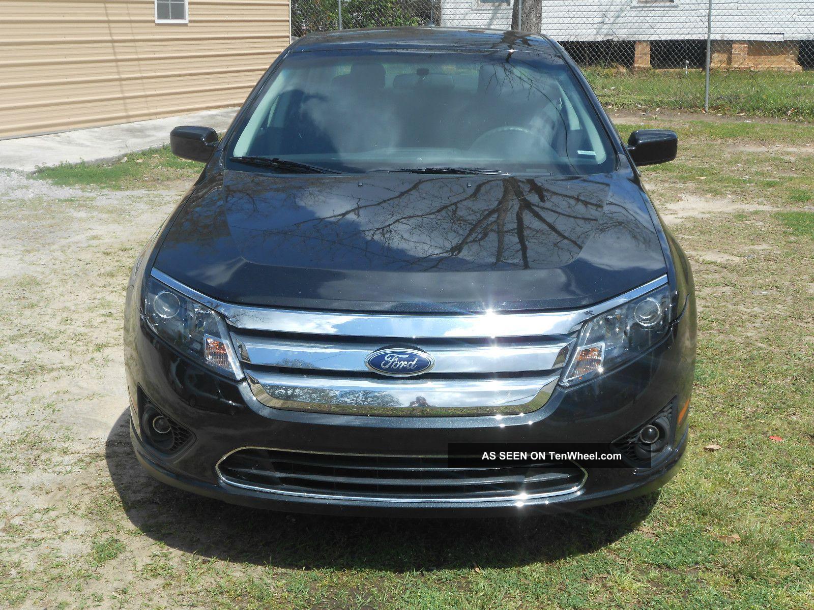 2012 Ford Fusion Se Fusion photo