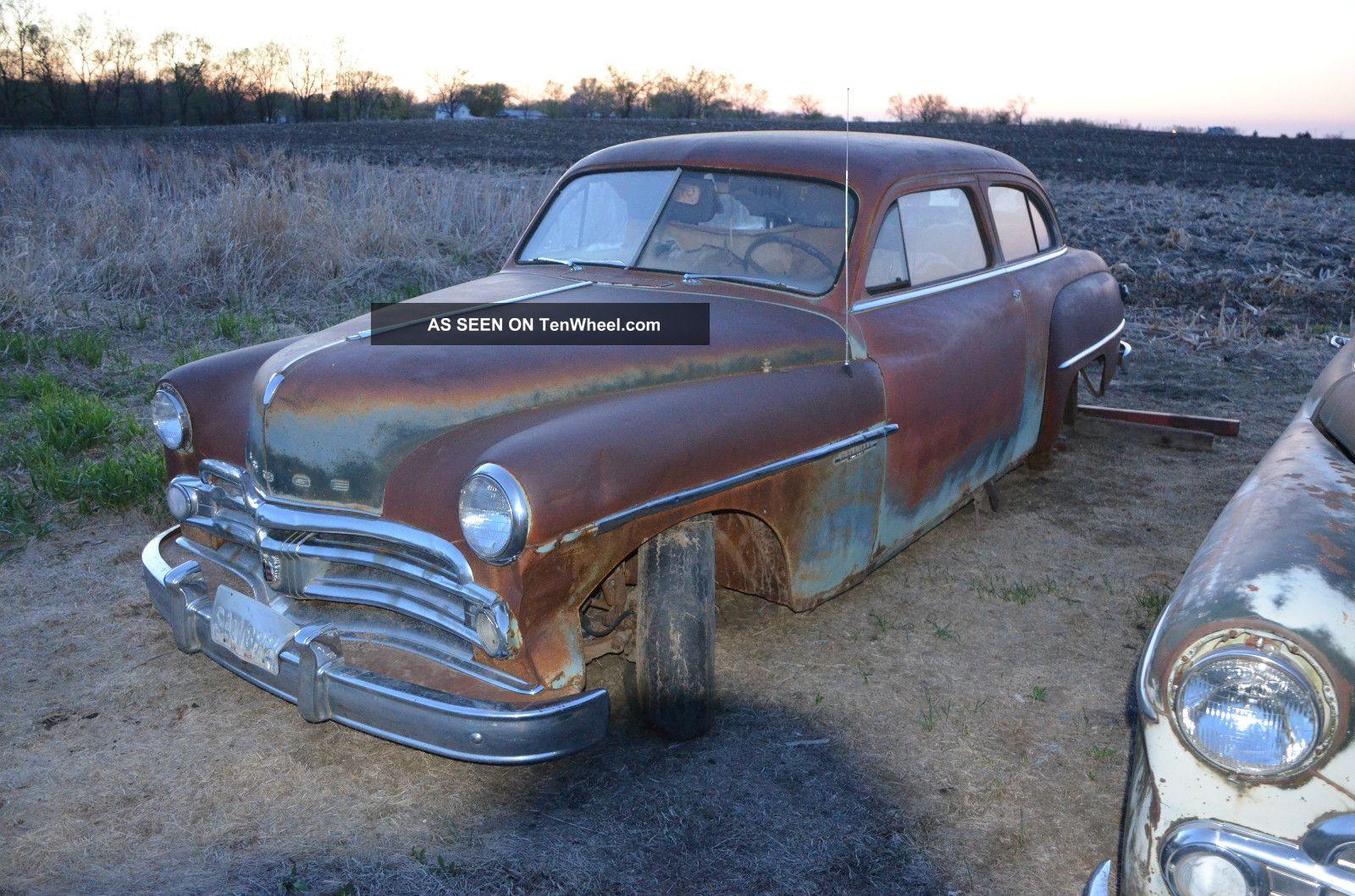 (2) 1950 Dodge Wayfarer Other photo
