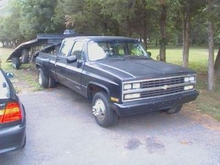 1991 Chevy Dually Crew Cab photo