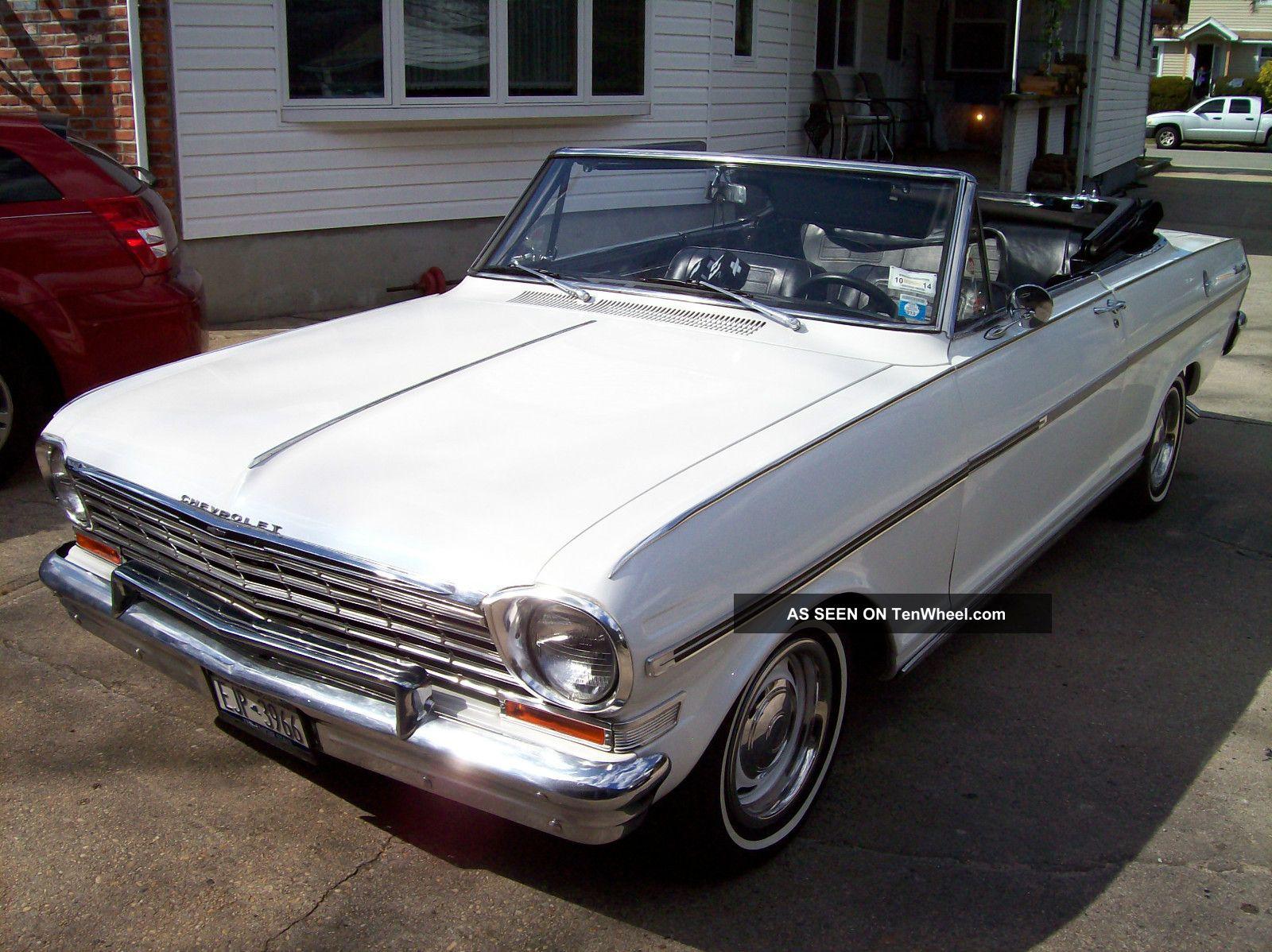 1963 Chevrolet Nova Ss Nova photo