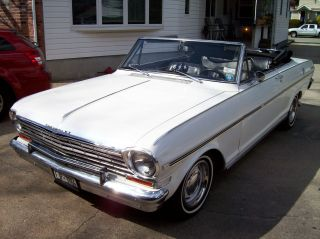 1963 Chevrolet Nova Ss photo