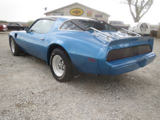 1979 Pontiac Trans Am 403 Olds 6.  6l T - Top Car Ready To Drive photo