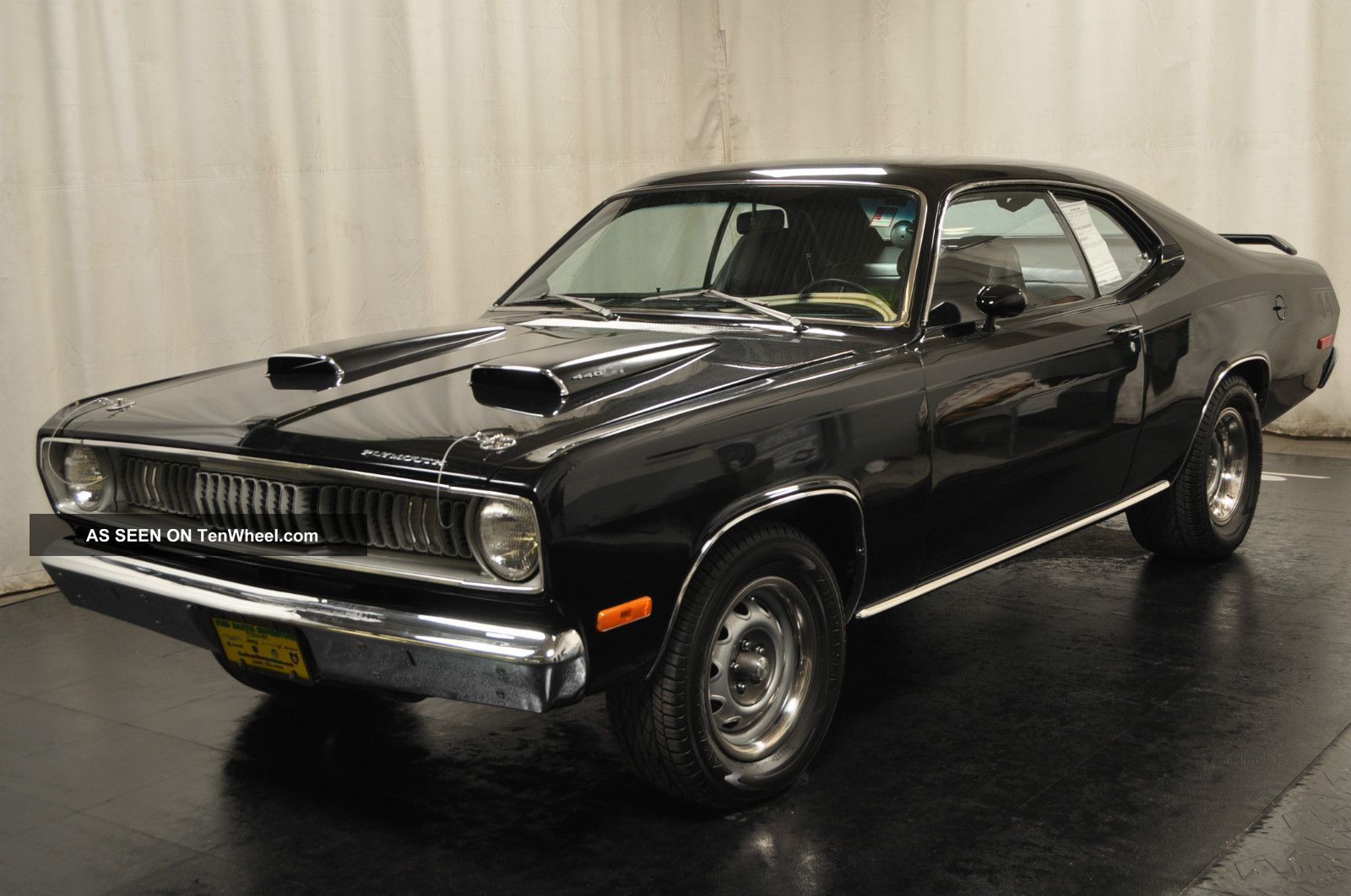 1972 Plymouth Duster With 440 Swap Duster photo