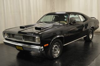 1972 Plymouth Duster With 440 Swap photo