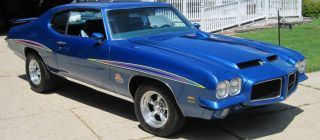 1971 Pontiac Gto (judge Tribute) photo